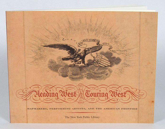 Heading West Touring West cover