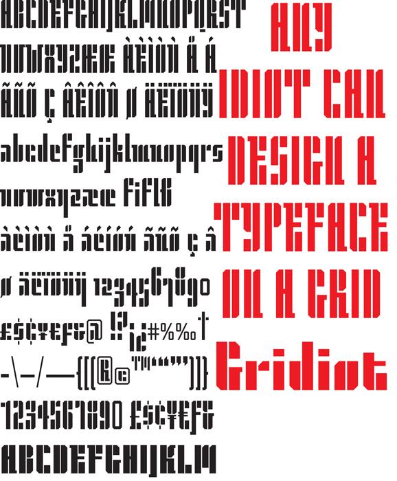 Gridiot summary