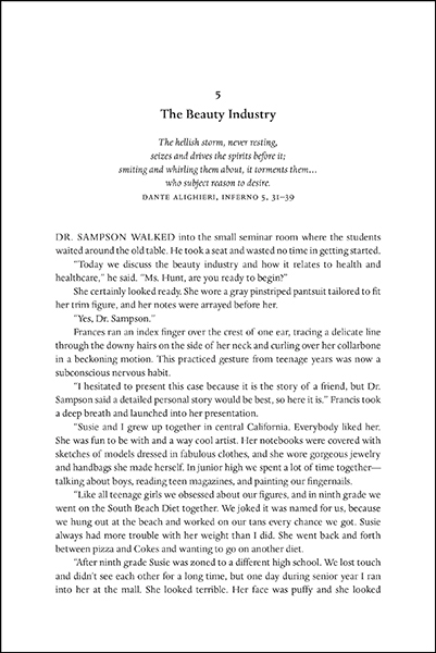 Chapter 5: The Beauty Industry