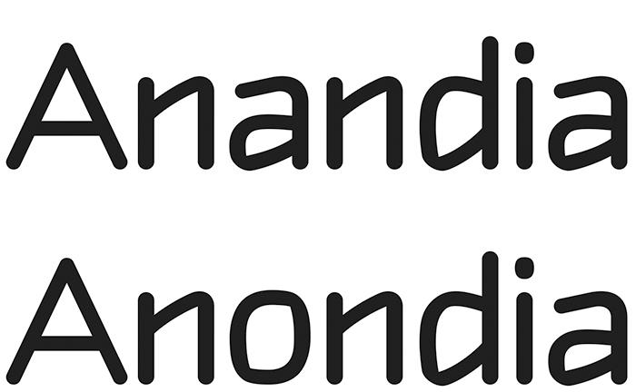 Anandia Anondia